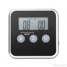 Thermometer with Timer